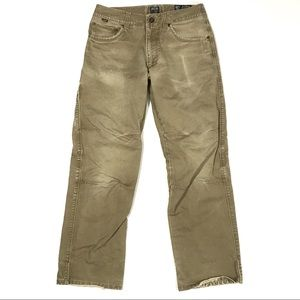 Men's Kuhl Rydr Pants size 30x30 tan